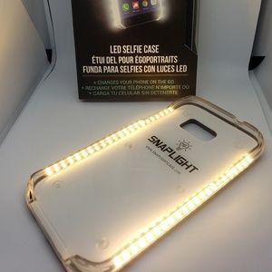 Snaplight LCD Selfie Case Samsung Galaxy S7 EDGE
